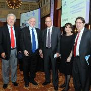 Discussing Finances in Argentina