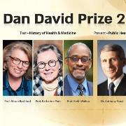 Dan David Prize 2021 Laureates in Health and Medicine Announced