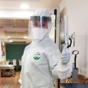 TAU Nursing Student Adapts Skills to Corona Era