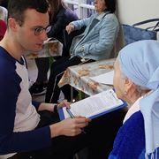 For Holocaust Survivors, TAU Clinic Is a Lifeline
