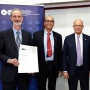 BOG 2019: Boris Mints Institute Prize Awarded