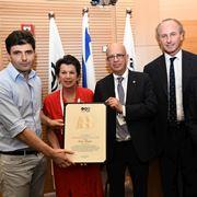 BOG 2018: Gett Founder Wins TAU Ramniceanu Prize in Economics