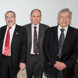 The Raymond and Beverly Sackler International Prize in Biophysics Awarded for 2012