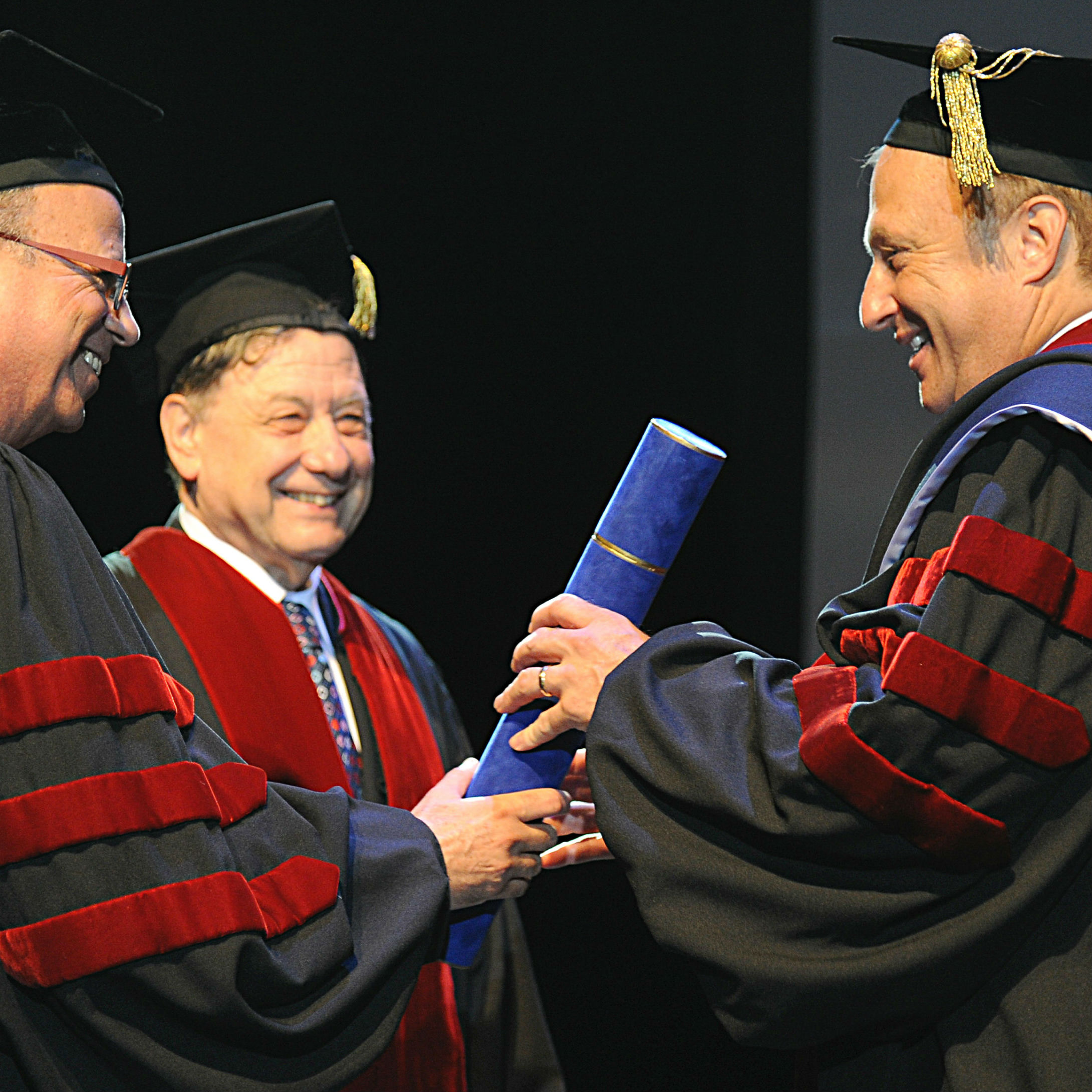 2012 TAU Honorary Degrees Awarded