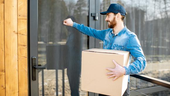 'Door-to-Door' Medicine Delivery