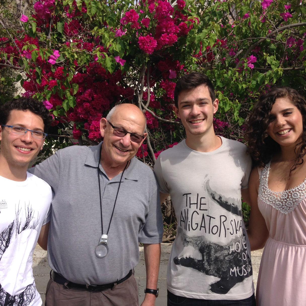 Teen Water Scientists Win TAU Scholarships