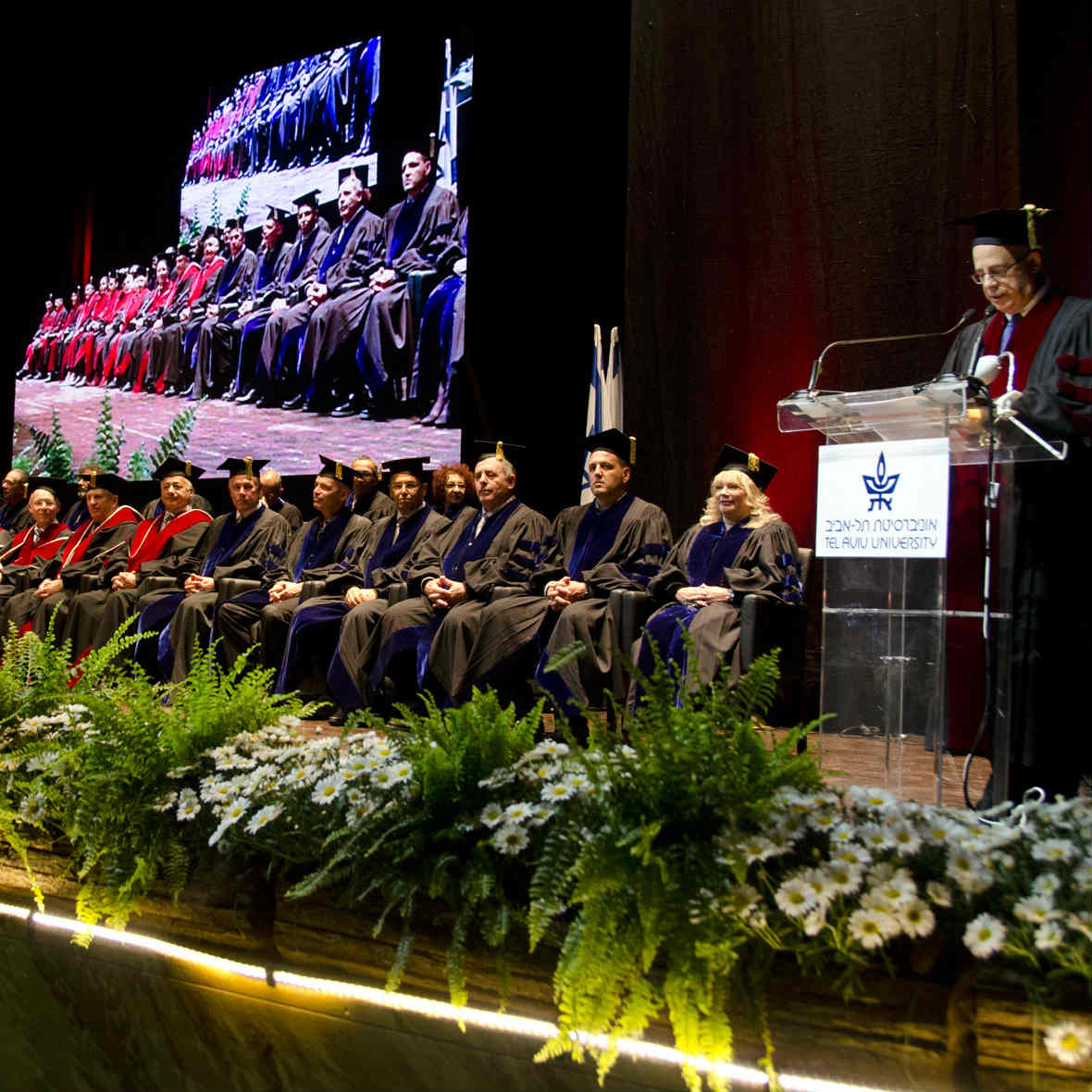 BOG 2015: Honorary Degrees Awarded