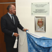 """BOG 2015: Claire Maratier, """"A Great Lady and a Champion of the Arts,"""" Remembered at Estate Inauguration"""