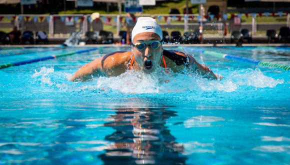 Murez will swim for Israel at the 2021 Olympic Games in Tokyo, Japan (Photo: Moshe Bedarshi)