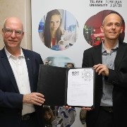 TAU Inaugurates Shmunis School of Biomedicine and Cancer Research