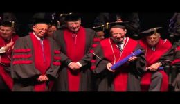 2015 TAU Honorary Degrees Ceremony