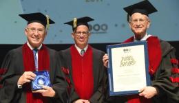 2017 Honorary Doctorates Conferment Ceremony