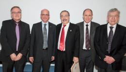 The 2012 Raymond and Beverly Sackler International Prize in Biophysics