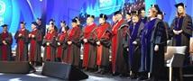 BOG 2018: Honorary Degrees Awarded