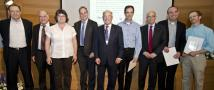 Kadar Family Award for Outstanding Research Inaugurated at Tel Aviv University