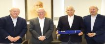 Business and Civic Leader Mort Mandel Awarded TAU Honorary Doctorate
