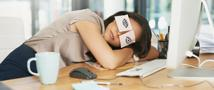 TAU study: tiredness makes your brain cells slow down