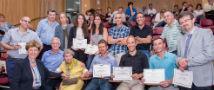 BOG 2016: Sieratzki Prize for Advances in Neuroscience Awarded