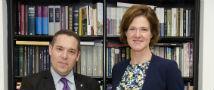 Swedish Opposition Leader Visits TAU