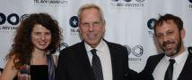 NY Gala Fetes TAU Benefactor and Honorary Doctor Steve Tisch