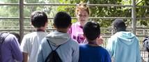 Scholars for a Day: South Tel Aviv Kids Take a Shot at Academia