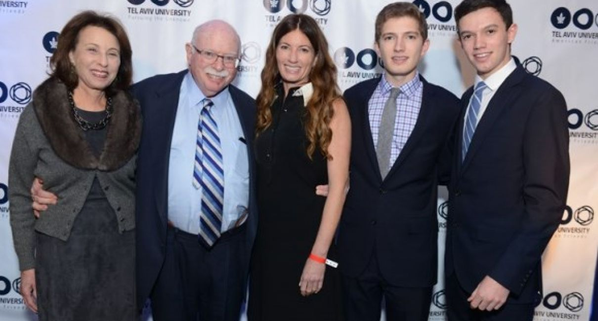 New York Gala Celebrates Steinhardt Museum Of Natural History