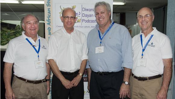 AFTAU mission participants