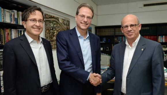 Broadcom Establishes Cyber Research Fund at TAU