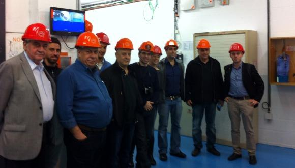 Second TAU-Led Tour to CERN