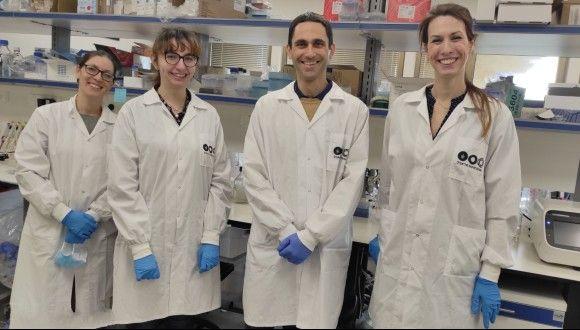 Dr. Uri Ben-David and his team.