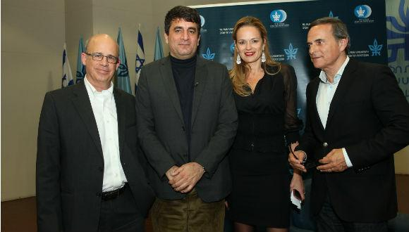 Israeli Friends Honor Dror Moreh