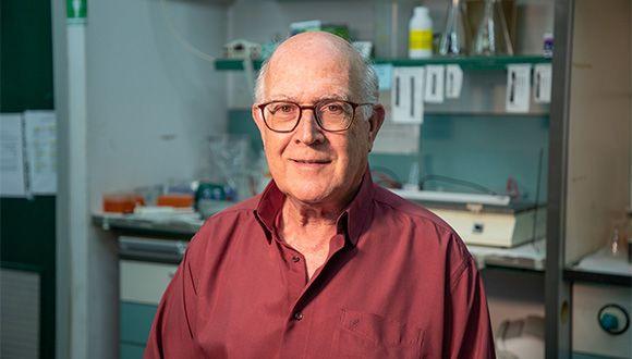 Professor Jonathan Gershoni (Photographer: Moshe Bedarshi)