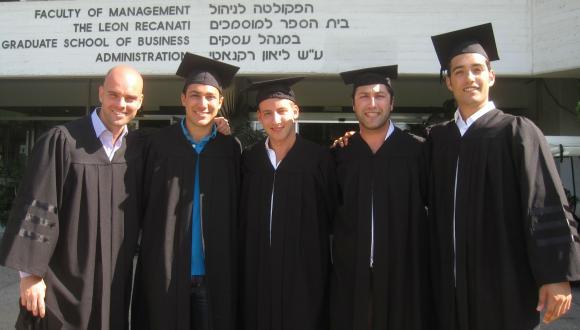 Sofaer International MBA