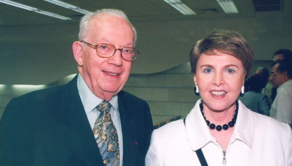 Raymond & Beverly Sackler