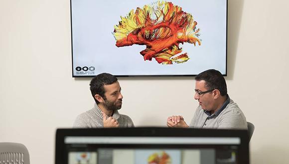 Prof. Yossi Yovel and Prof. Yaniv Assaf