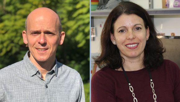 Prof. Tal Pupko and Prof. Neta Erez