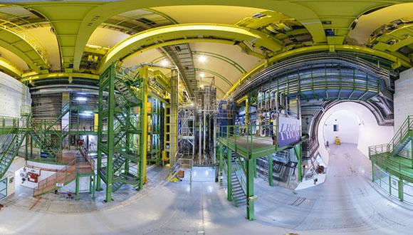Photo courtesy of CERN