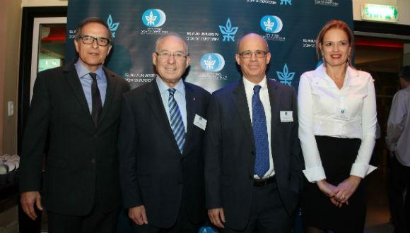 Israeli Friends Host Prof. Frenkel