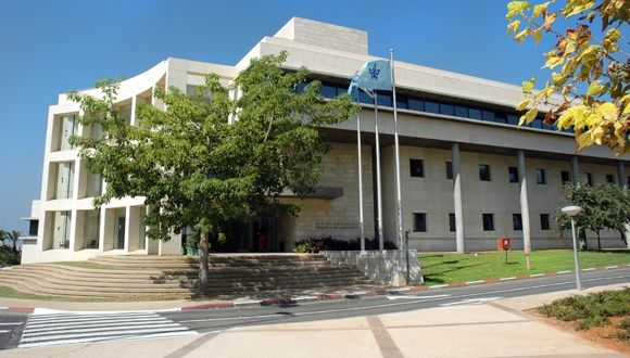 The George Wise Senate Building where the Academic Secretariat is located