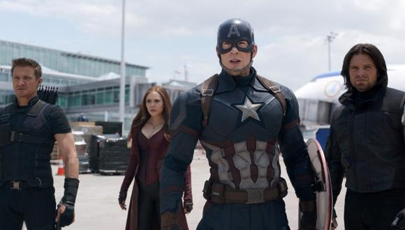 "From ""Captain American: Civil War"" (photo: PR)"