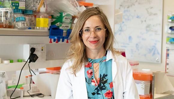 Dr. Natalia Freund (Photo: Yoram Reshef)