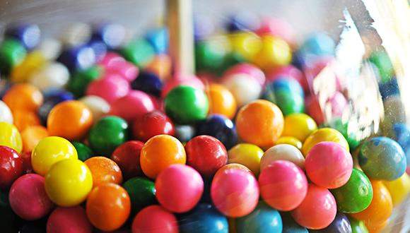 """Dr. Bahabad had his """"Eureka!"""" moment in front of a gumball machine"""