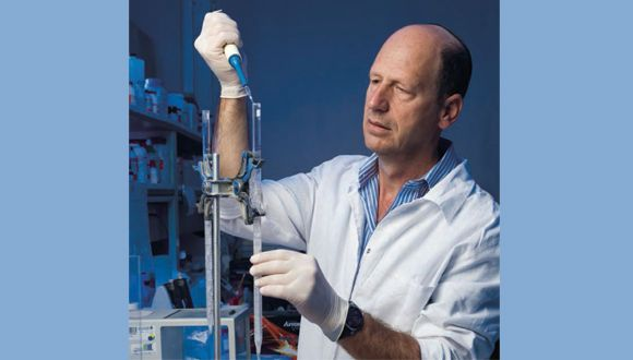 Prof. Daniel Offen (photo: Jonathan Blum)