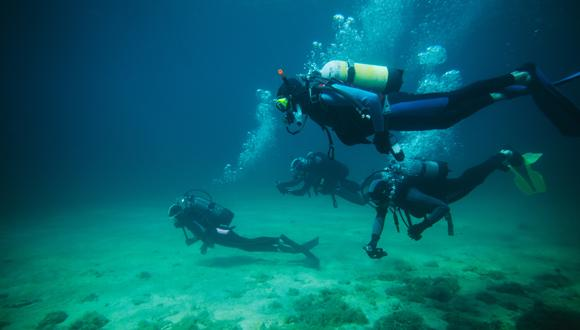 TAU researcher discovers underwater stonehenge-like monument