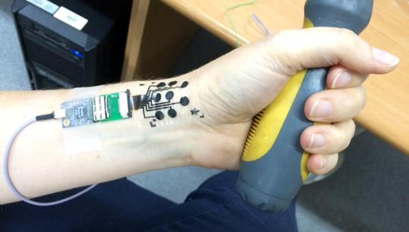 Electronic tattoo developed at tau may enable mapping of emotions many of us are familiar with the somewhat unpleasant medical procedure of electromyography recording electrical signals through the skin m4hsunfo