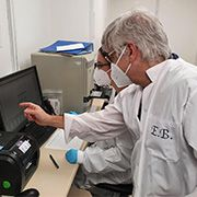 Donated Equipment Aids in Urgent Coronavirus Research
