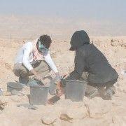 "TAU Excavation Examines ""Ancient High Tech"""