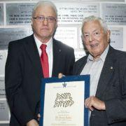 Dr. Ernest Baden Recognized for Advancing Medical Research at TAU