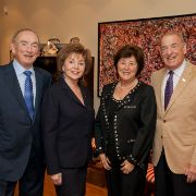 Canadian Friends Host Foreign Affairs Minister