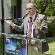 BOG 2016: Cornerstone Laid for Life Sciences Building